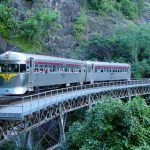 Queensland rail holidays for pensioners
