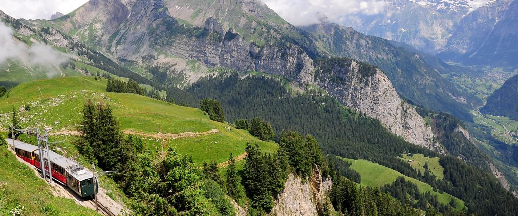 Swiss Alpine Rail Tour